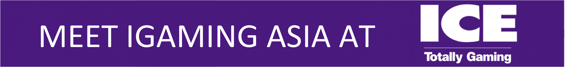 Meet igaming asia at ICE